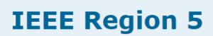 IEEE Region 5 Logo